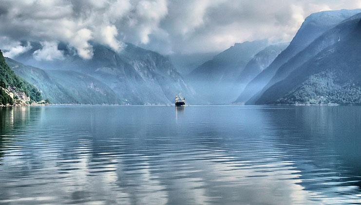 Норвежская природа