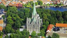 Студенческий фестиваль в Тронхейме