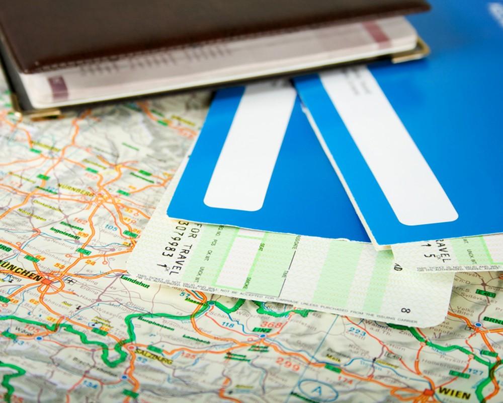 Заказ билетов в Тронхейм