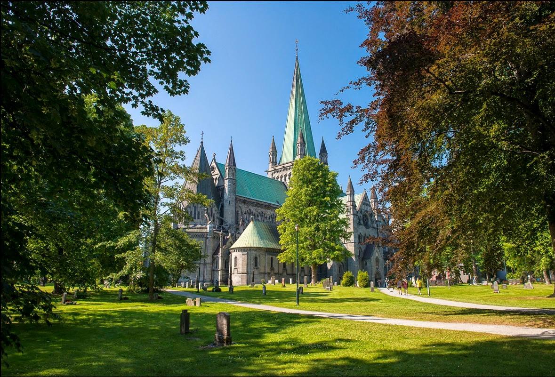 Прогулка по Тронхейму: мои впечатления