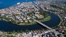 История города Тронхейма