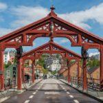 «Ворота счастья» в Тронхейме