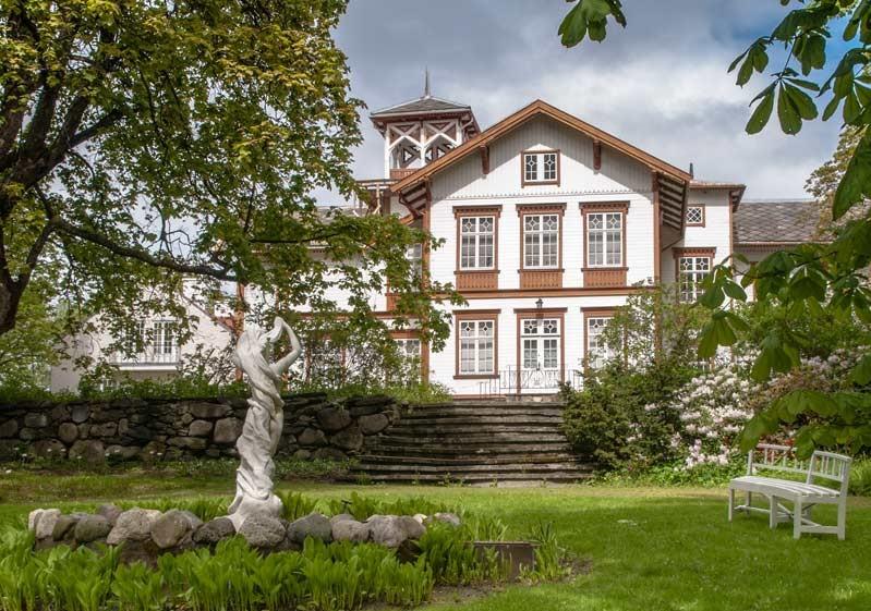 Музей Рингве в Тронхейме