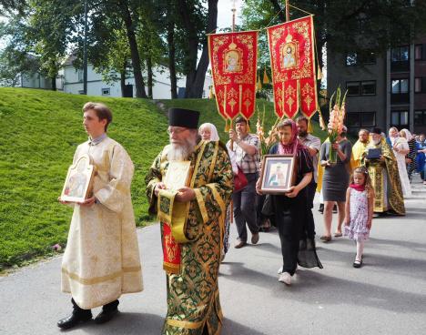 Фестиваль Святого Олафа в Тронхейме